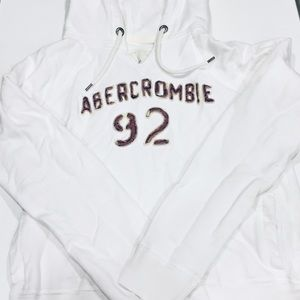 💿 EUC-Abercrombie and Fitch Hoodie 💿